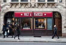 Pret a Manger is set to open more than 200 UK shops over the next two years, after securing a further £100 million cash injection.