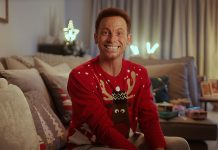 Studio.co.uk has announced the launch its Christmas brand ad campaign voiced by actor and TV personality, Joe Swash.