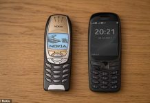okia is releasing a new version of its 6310 'brick phone' for its 20th anniversary.