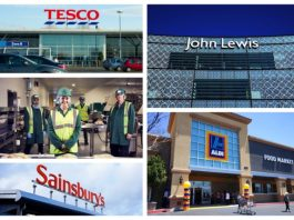 These are all the retailers who are on hiring sprees to meet the surging demand this Christmas - from John Lewis and Waitrose to Aldi.
