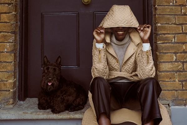 The luxury handbag retailer Radley has launched its first-ever capsule clothing collection for autumn/winter 21.