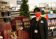 M&S launches recruitment drive for 12,000 workers this Christmas
