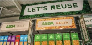 Asda says it has 'raised the bar for sustainable shopping' after opening the largest refill store in the country at its Monk's Cross branch in York.