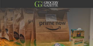 Amazon builds 'smart fridge' to monitor grocery shopping