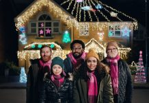 Very.co.uk isthe latest major store to launch its Christmas TV advert this year, targeting those who like to plan ahead.