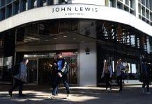 John Lewis pension