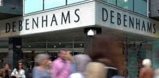 Debenhams Mike Ashley