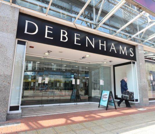 Debenhams sustainability