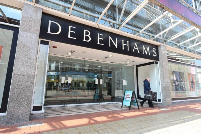 Debenhams sets new sustainability targets for the 2020s - Retail Gazette