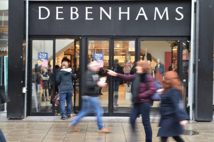 Debenhams receives new £50m funding ahead of Christmas