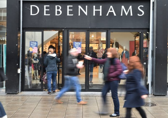 Debenhams What Went Wrong Retail Gazette