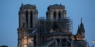 Kering LVMH Notre Dame