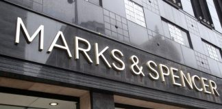 Marks and Spencer M&S new store Sacha Berendji