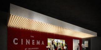 Selfridges cinema Simon Forster flagship experiential retail