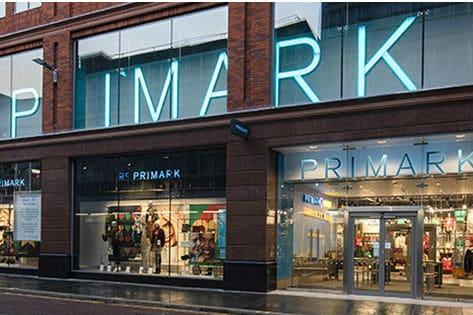 Primark Belfast