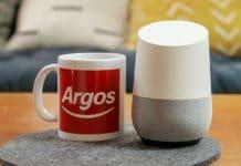 Argos Google