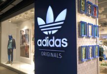 Adidas (Shutterstock)