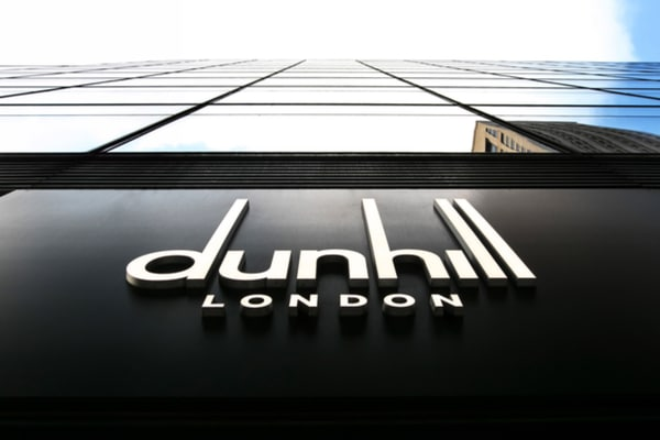Dunhill London (Image: Shutterstock)