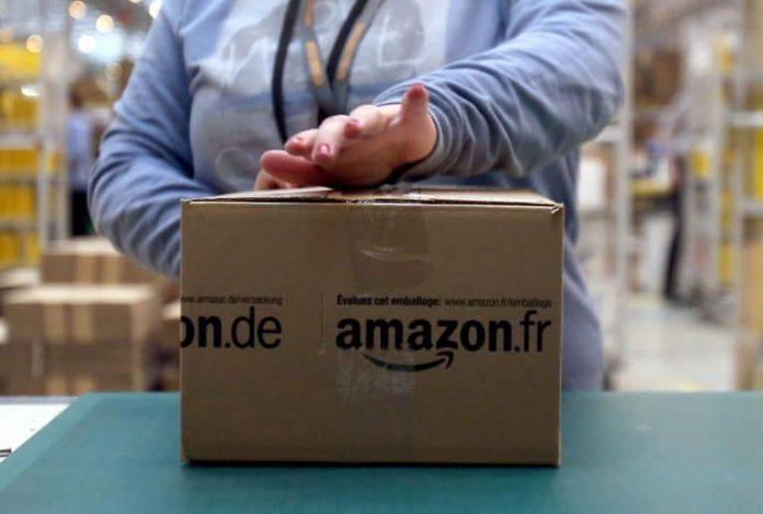Amazon Deliveroo partnership