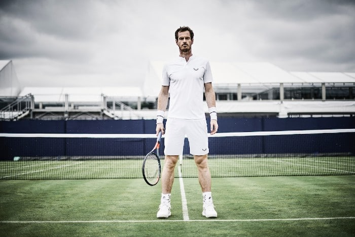 Tom Beahon on ambitions for Castore's since Andy Murray partnership