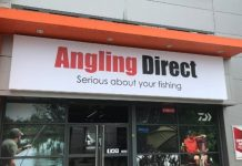 Angling Direct CFO Steven Crowe Ian Hunter