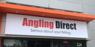 Angling Direct CFO Steven Crowe Ian Hunter