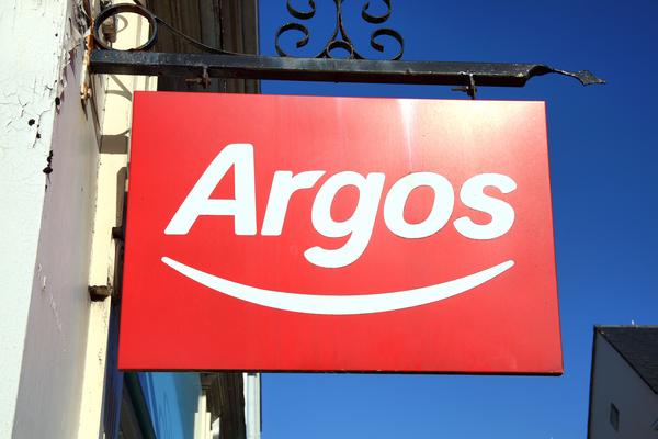 Argos launches own-brand range - Retail Gazette