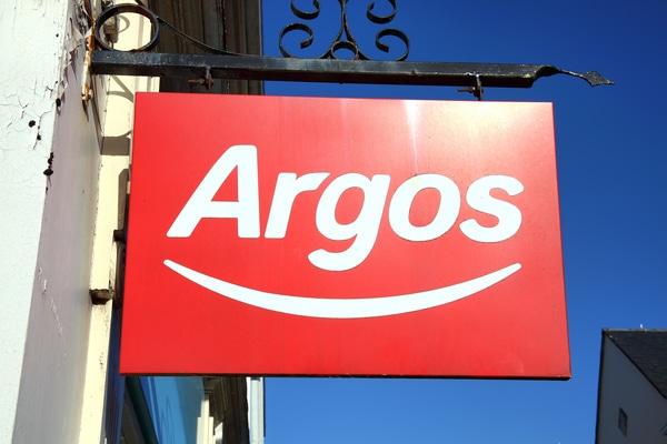 Sainsbury's Argos Bertrand Bodson