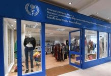 interfaith charity shop