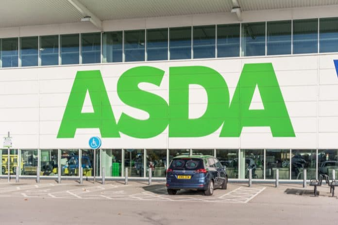 Asda gender pay gap