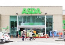Asda plastic recycling Roger Burnley