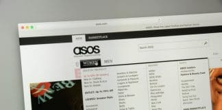 Asos homeware