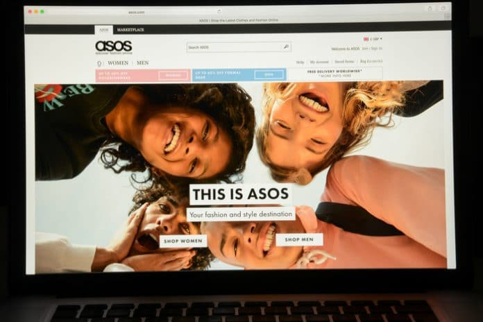 Asos try before you buy
