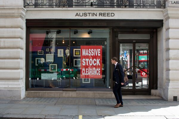 Austin Reed Departs From The British High Street Retail Gazette