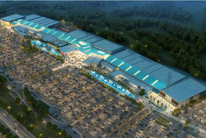 Coming soon: A huge retail development in the middle of