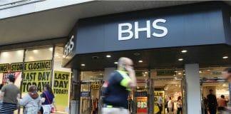 BHS creditors