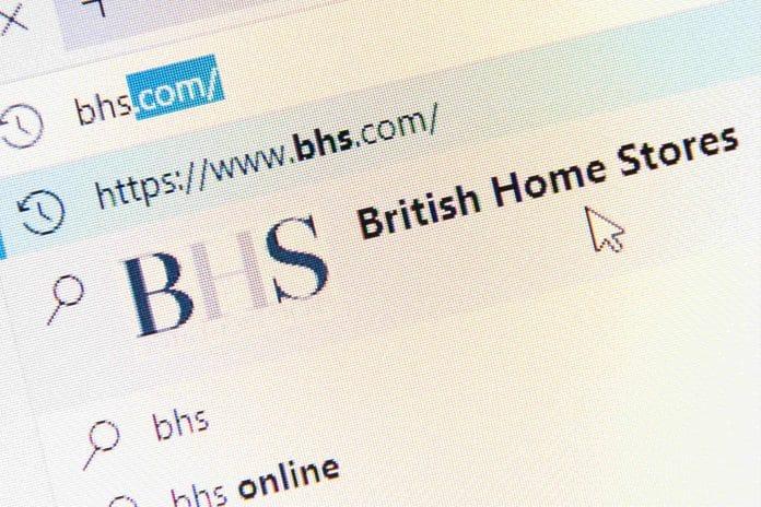 BHS.com Christmas