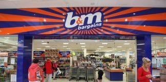 B&M sales