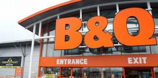 B&Q Kingfisher