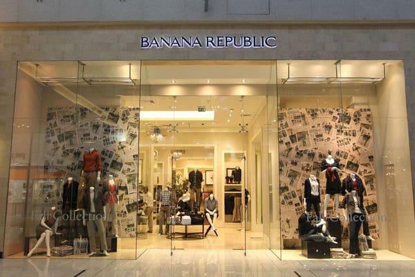 Banana republic confirm closure of all uk stores retail for Banana republic milano sito ufficiale