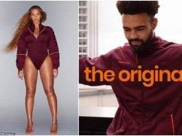 Beyonce's latest Ivy Park collection may have sold out in minutes but following the reveal of the line many noticed it looked incredibly familiar. The collection made in collaboration with Adidas' main colours were orange and burgundy - eerily similar to a Sainsbury's uniform.