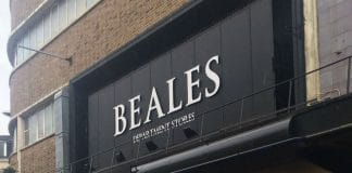 Beales up for sale amid wider business review