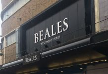 1000 jobs at risk as Beales officially falls into administration