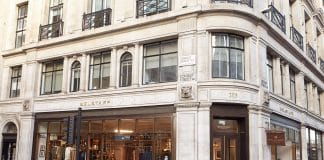 Belstaff has opened the doors of its flagship on Regent Street. The relocation is part of the ongoing retail expansion plans, as Belstaff present its community first retail concept.