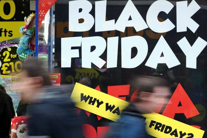 Shoppers warned not to fall for Black Friday scams TSB Cyber Monday