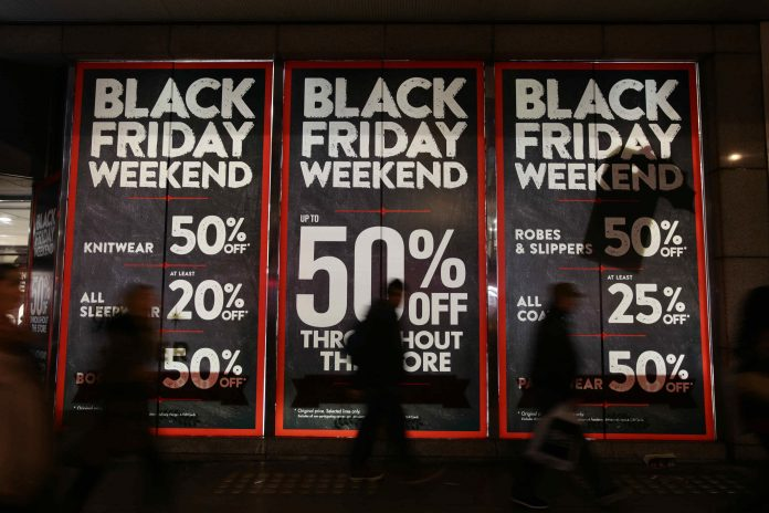 Discounting hits retailers at record level in lead-up to Christmas