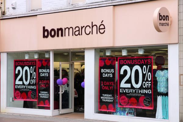 Bonmarche administration