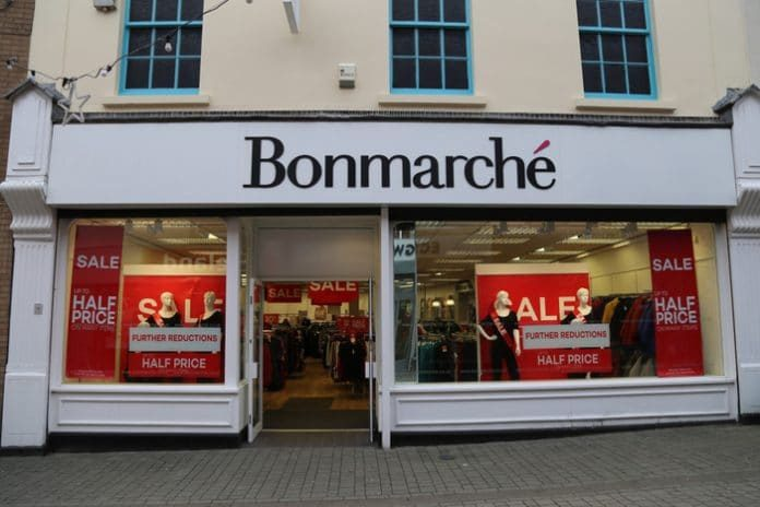 Philip Day Bonmarche Spectre Holdings Edinburgh Woollen Mill Helen Connolly