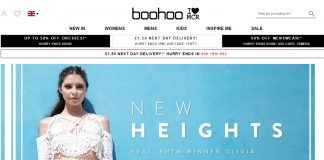 Boohoo Black Friday trading update