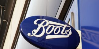 Boots Chinese pharmacy